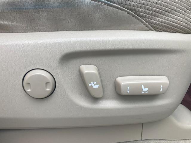 TX Lパッケージ マーテルギア製17インチAW レザーシート 前席パワーシート GPSレーダー 電動格納サードシート 前席シートヒーター  純正SDナビ Bカメラ Bluetooth接続 フルセグTV HIDライト(33枚目)