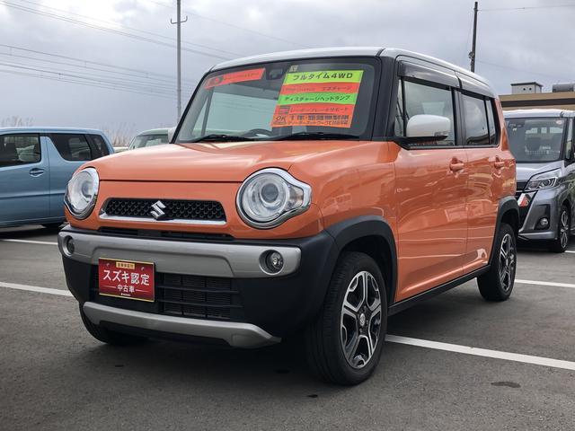 「スズキ」「ハスラー」「コンパクトカー」「秋田県」の中古車2