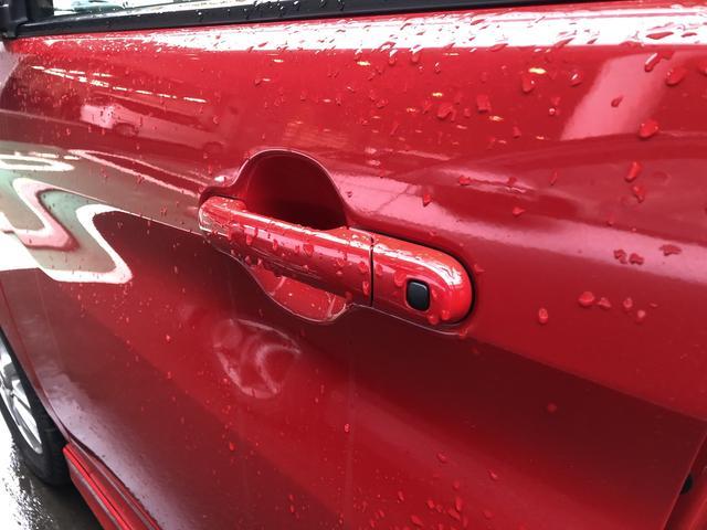 ドアノブのスイッチでロックの施錠開錠可能。