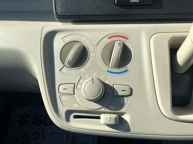 シンプルで使いやすいエアコン。