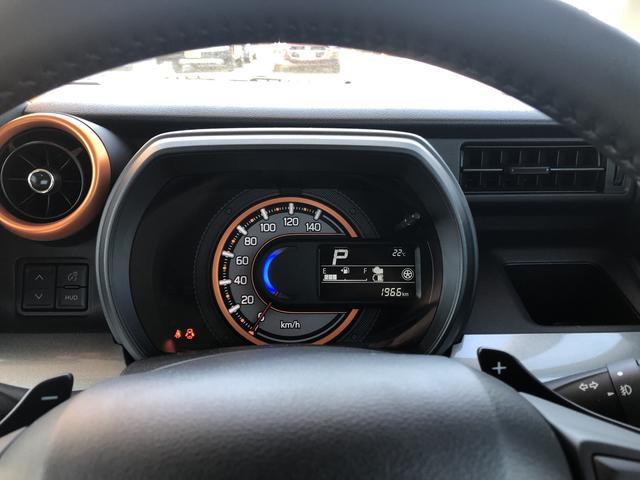 ギア HYBRID XZターボ 4WD 全方位カメラ装備(11枚目)
