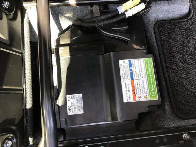 ギア HYBRID XZターボ 4WD 全方位カメラ装備(68枚目)