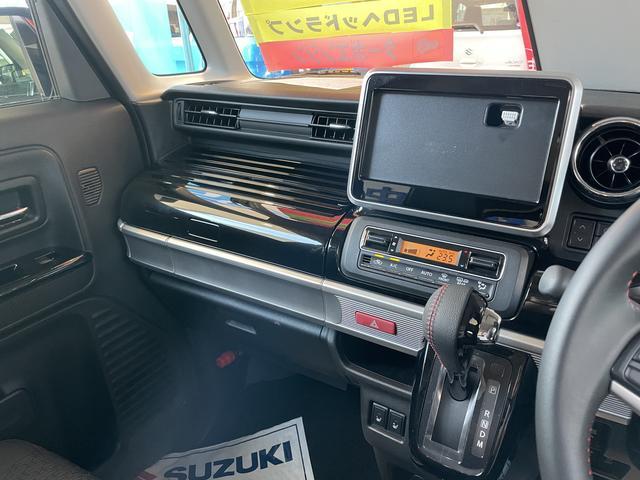 カスタム HYBRID XSターボ 4WD(8枚目)
