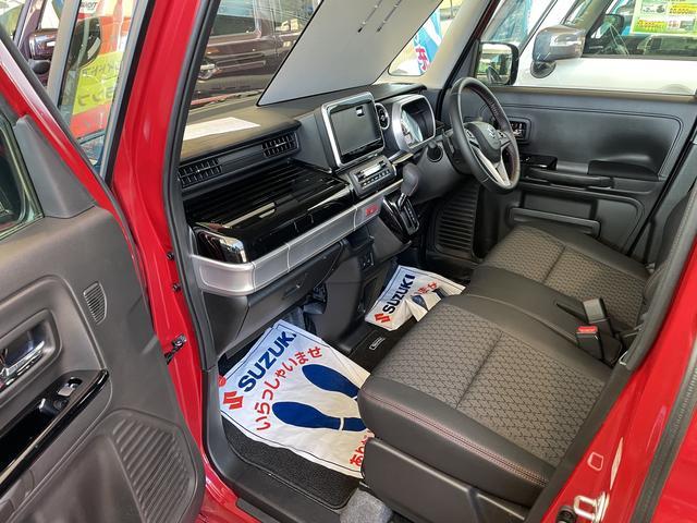 カスタム HYBRID XSターボ 4WD(61枚目)