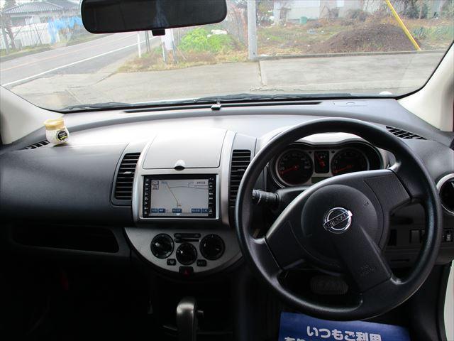 15E チェーン車ナビCDキーレスETC(12枚目)