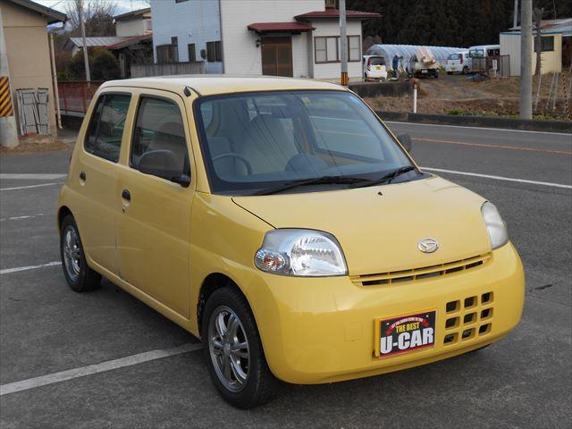 「ダイハツ」「エッセ」「軽自動車」「福島県」の中古車3
