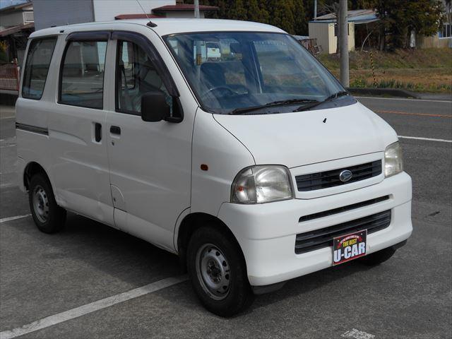 スペシャル 4WD マニュアル車(3枚目)