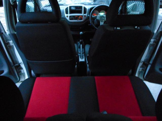 5MT4WD 赤レカロシート ターボタイマー(15枚目)