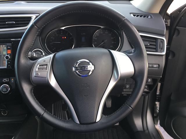 日産 エクストレイル 20X4WD エマージェンシーブレーキパッケージレーンキープ