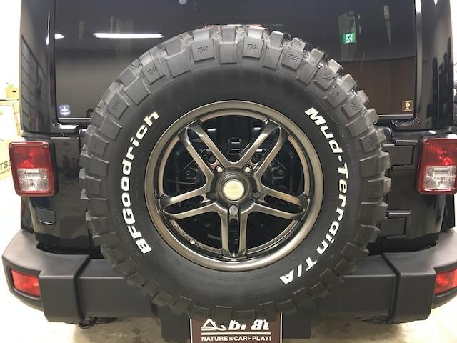 「その他」「クライスラージープ ラングラーアンリミテッド」「SUV・クロカン」「北海道」の中古車22