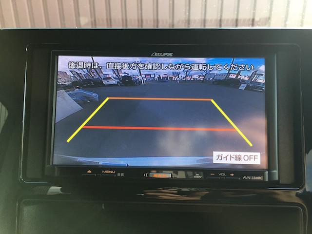 G パワーパッケージ 本州仕入 禁煙車 GEARオーバーフェンダー オープンカントリーホワイトレター イクリプスSDナビ 両側パワースライドドア パワーバックドア バックカメラ ETC レーダークルーズコントロール(25枚目)