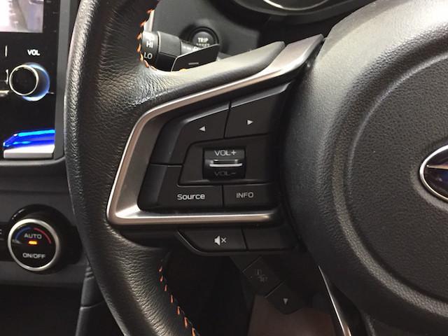 1.6i-L アイサイト 助手席電動ウィングシート 純正ドライブレコーダー 純正SDナビ ブラインドスポットモニター パドルシフト レーダークルーズコントロール フルセグTV バックカメラ Bluetooth ETC(8枚目)