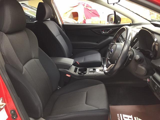 1.6i-L アイサイト 助手席電動ウィングシート 純正ドライブレコーダー 純正SDナビ ブラインドスポットモニター パドルシフト レーダークルーズコントロール フルセグTV バックカメラ Bluetooth ETC(19枚目)