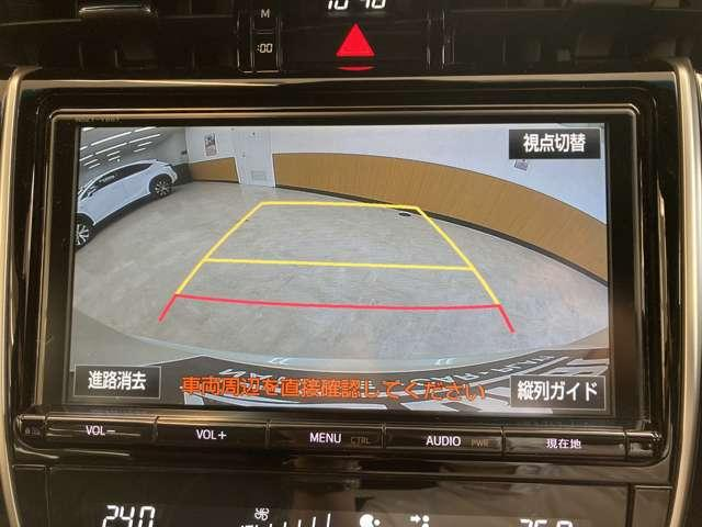 プレミアム 4WD ワンオーナー モデリスタフルエアロ モデリスタグリル 純正9インチSDナビ 禁煙車 純正18インチAW 運転席パワーシート クルコン LEDヘッドライト バックカメラ パワーバックドア(9枚目)