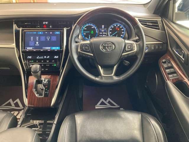 プレミアム 4WD ワンオーナー モデリスタフルエアロ モデリスタグリル 純正9インチSDナビ 禁煙車 純正18インチAW 運転席パワーシート クルコン LEDヘッドライト バックカメラ パワーバックドア(27枚目)