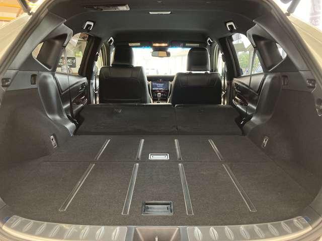 プレミアム 4WD ワンオーナー モデリスタフルエアロ モデリスタグリル 純正9インチSDナビ 禁煙車 純正18インチAW 運転席パワーシート クルコン LEDヘッドライト バックカメラ パワーバックドア(45枚目)