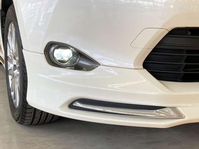 プレミアム 4WD ワンオーナー モデリスタフルエアロ モデリスタグリル 純正9インチSDナビ 禁煙車 純正18インチAW 運転席パワーシート クルコン LEDヘッドライト バックカメラ パワーバックドア(58枚目)