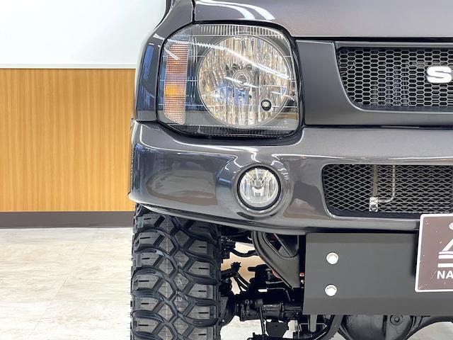 クロスアドベンチャーXC マニュアル車 2インチリフトアップ Bratオリジナル17インチアルミ&リアウィング 新品マキシス6.50R16 フジツボマフラー メッシュグリル LEDテール 各所セミグロスブラックペイント(6枚目)