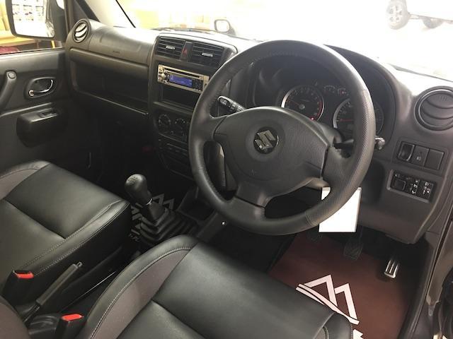 クロスアドベンチャーXC マニュアル車 2インチリフトアップ Bratオリジナル17インチアルミ&リアウィング 新品マキシス6.50R16 フジツボマフラー メッシュグリル LEDテール 各所セミグロスブラックペイント(18枚目)
