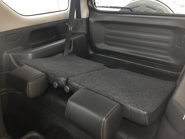 クロスアドベンチャーXC マニュアル車 2インチリフトアップ Bratオリジナル17インチアルミ&リアウィング 新品マキシス6.50R16 フジツボマフラー メッシュグリル LEDテール 各所セミグロスブラックペイント(36枚目)