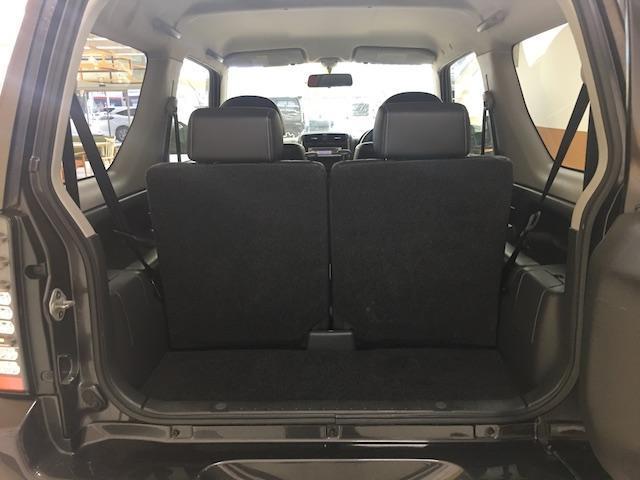 クロスアドベンチャーXC マニュアル車 2インチリフトアップ Bratオリジナル17インチアルミ&リアウィング 新品マキシス6.50R16 フジツボマフラー メッシュグリル LEDテール 各所セミグロスブラックペイント(37枚目)