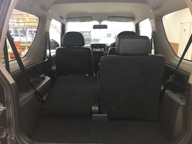 クロスアドベンチャーXC マニュアル車 2インチリフトアップ Bratオリジナル17インチアルミ&リアウィング 新品マキシス6.50R16 フジツボマフラー メッシュグリル LEDテール 各所セミグロスブラックペイント(38枚目)