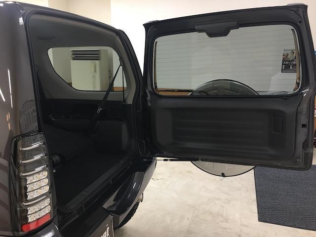 クロスアドベンチャーXC マニュアル車 2インチリフトアップ Bratオリジナル17インチアルミ&リアウィング 新品マキシス6.50R16 フジツボマフラー メッシュグリル LEDテール 各所セミグロスブラックペイント(41枚目)