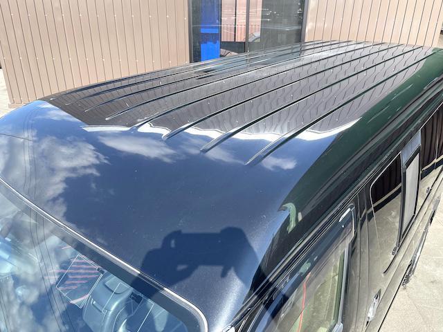 ロングスーパーGL 3型 4WD ベット 新品BFグッドリッチ JAOSオーバーフェンダー ブルバー クラッツィオシートカバー 黒木目パネル/ステアリング/シフト ツインモニター スクリーンドア(アミ戸)ハンガーレール(7枚目)