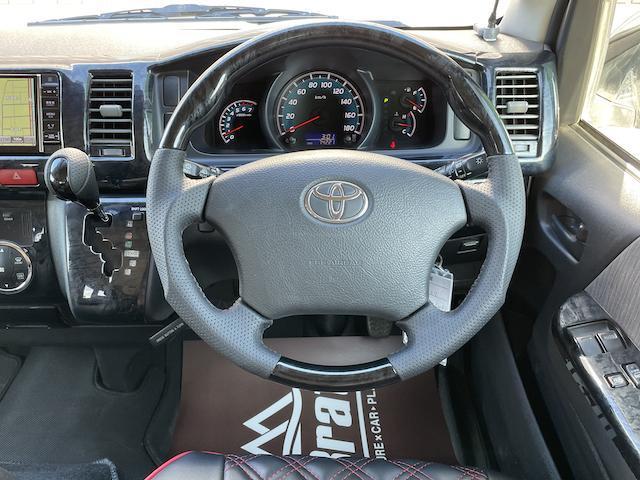 ロングスーパーGL 3型 4WD ベット 新品BFグッドリッチ JAOSオーバーフェンダー ブルバー クラッツィオシートカバー 黒木目パネル/ステアリング/シフト ツインモニター スクリーンドア(アミ戸)ハンガーレール(33枚目)