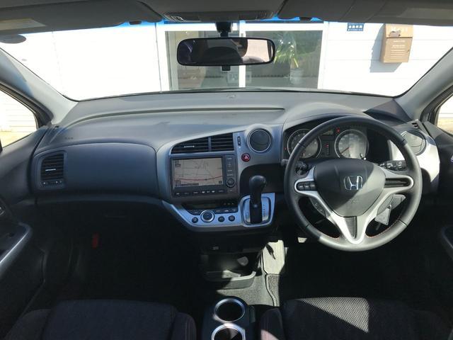 RSZ HDDナビパッケージ 4WD ナビ テレビ バックカメラ 7人乗り HIDライト キーレス アルミホイール(10枚目)