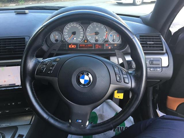 BMW BMW M3クーペ 社外ナビ 車高調 ビルシュタイン HID CD