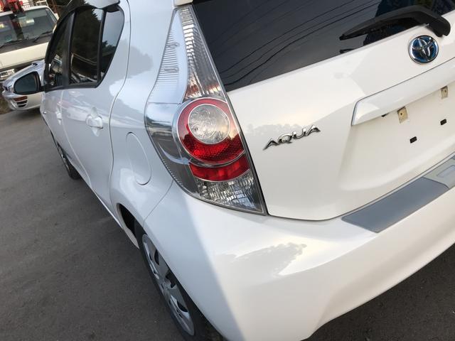 「トヨタ」「アクア」「コンパクトカー」「福島県」の中古車8
