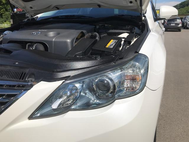 250G Sパッケージリラックスセレクション プッシュスタート パドルシフト クリアランスソナー ETC 純正ナビ フルセグ スペアキー(38枚目)