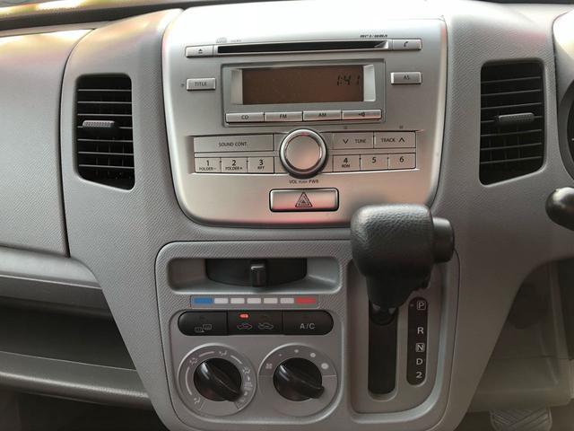 FX 4WD シートヒーター アルミホイール ベンチシート(10枚目)
