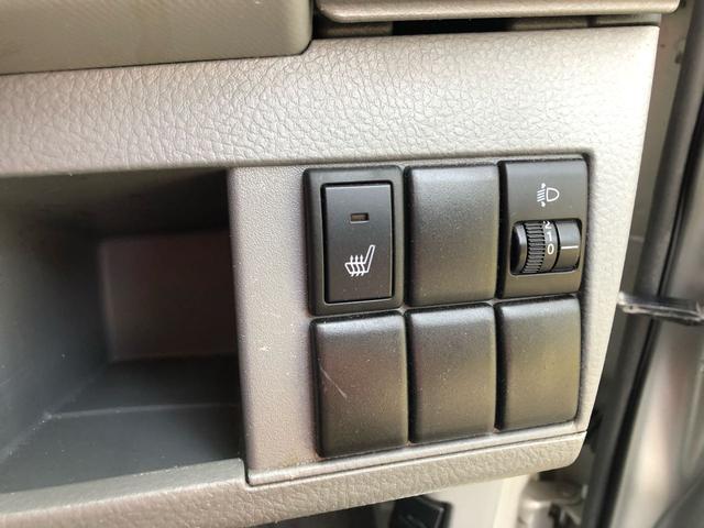 FX 4WD シートヒーター アルミホイール ベンチシート(12枚目)