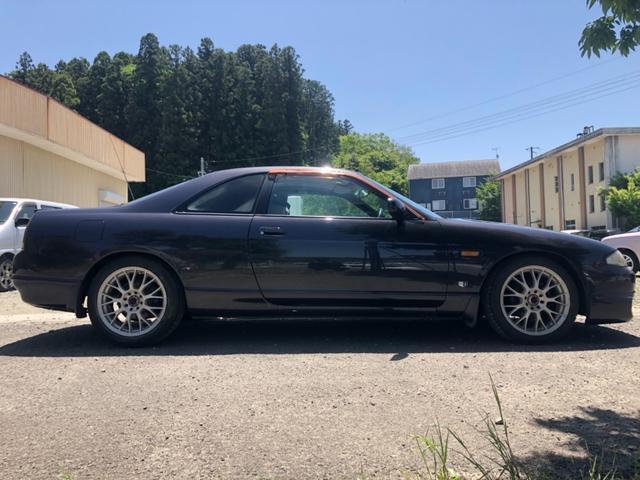 GTS 5速マニュアル ローダウン MOMOステアリング(7枚目)