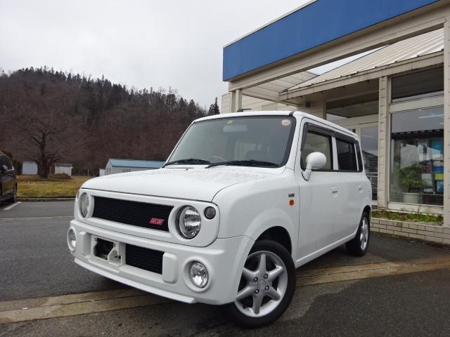 「スズキ」「アルトラパン」「軽自動車」「山形県」の中古車2