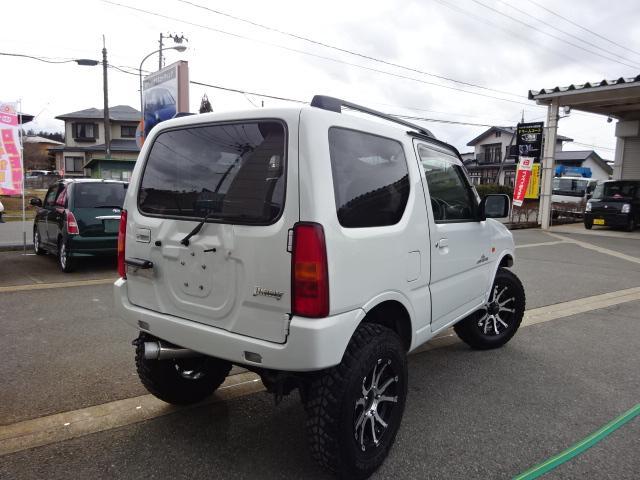「スズキ」「ジムニー」「コンパクトカー」「山形県」の中古車4