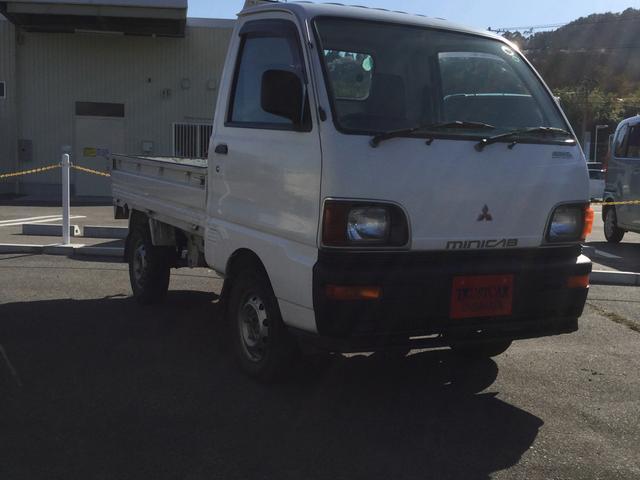 「三菱」「ミニキャブトラック」「トラック」「山形県」の中古車7