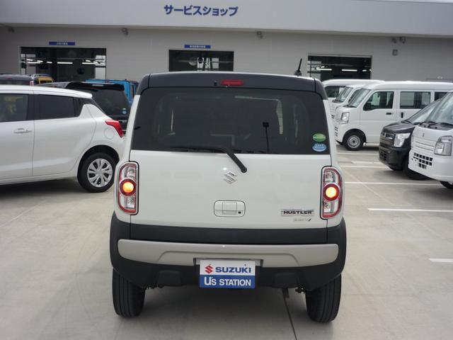 「スズキ」「ハスラー」「コンパクトカー」「山形県」の中古車3