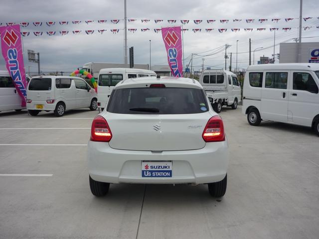 「スズキ」「スイフト」「コンパクトカー」「山形県」の中古車3