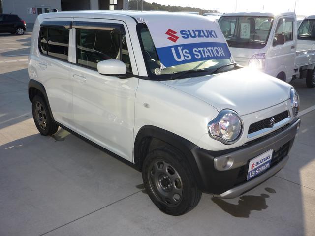 「スズキ」「ハスラー」「コンパクトカー」「山形県」の中古車6