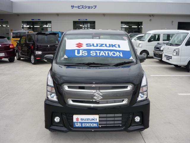 「スズキ」「ワゴンRスティングレー」「コンパクトカー」「山形県」の中古車2