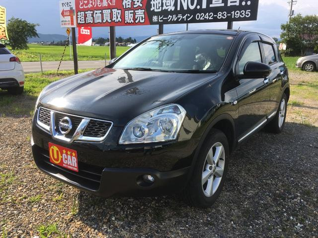 「日産」「デュアリス」「SUV・クロカン」「福島県」の中古車3