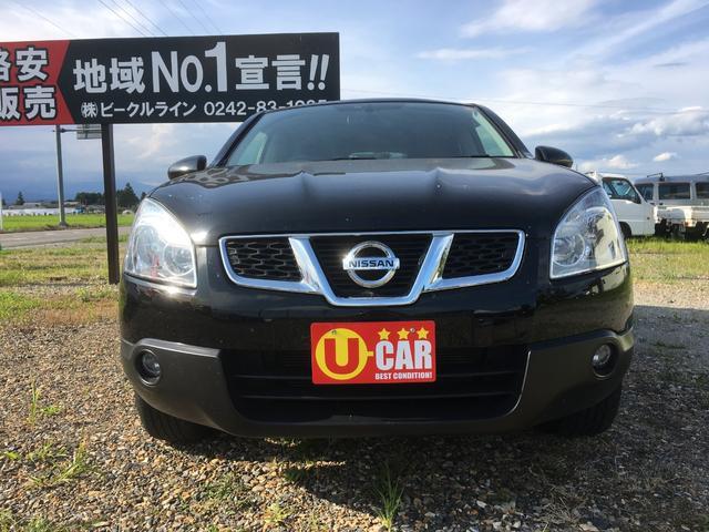 「日産」「デュアリス」「SUV・クロカン」「福島県」の中古車6