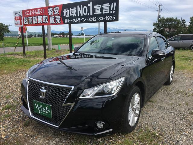 「トヨタ」「クラウン」「セダン」「福島県」の中古車3