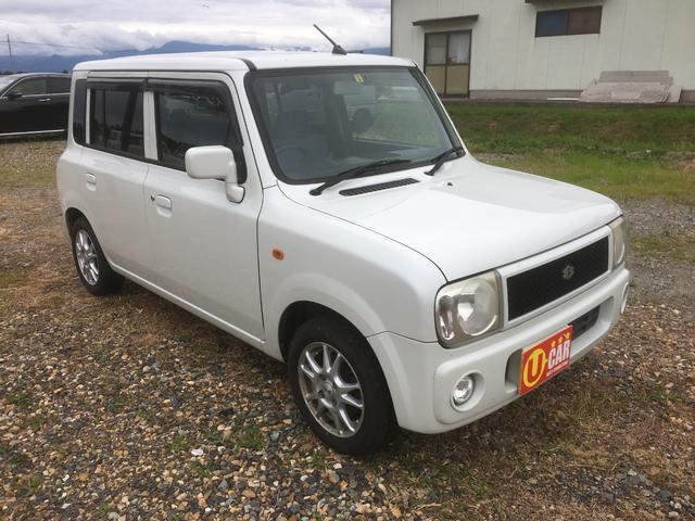 「スズキ」「アルトラパン」「軽自動車」「福島県」の中古車7