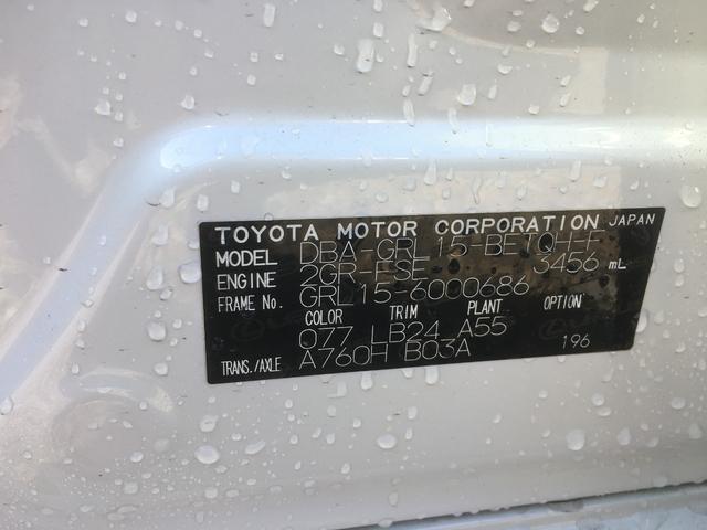 「レクサス」「GS」「セダン」「福島県」の中古車41