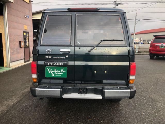 「トヨタ」「ランドクルーザープラド」「SUV・クロカン」「福島県」の中古車7