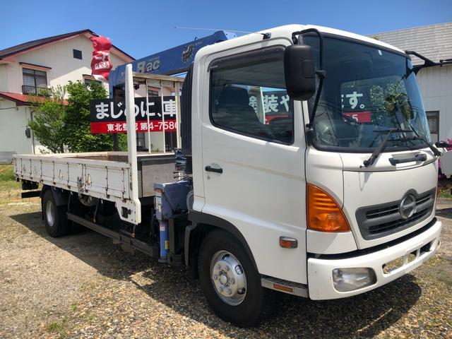 「その他」「ヒノレンジャー」「トラック」「福島県」の中古車7